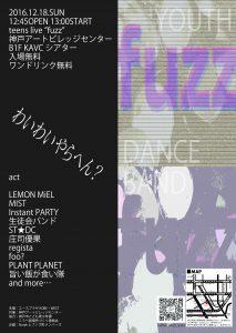 H28 fuzzポスター